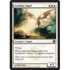 Magic: the Gathering - Sunblast Angel - Scars of Mirrodin