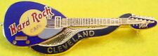 Hard Rock Cafe CLEVELAND 1998 PROTOTYPE Vox Guitar PIN #6 - HRC Catalog #25783