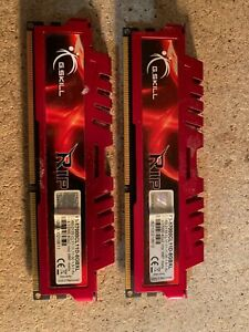 G.Skill Rip Jaws X 8GB (2x 4GB) DDR3 PC3 Memory UK Tracked Delivery PC Computer