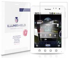 iLLumiShield Anti-Bubble/Print Screen Protector 3x for Viewsonic ViewPad 7E