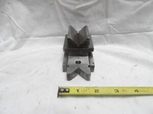 Machinist Tool Maker V Block