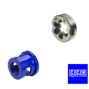 20MM, 25MM & 32MM SPARE DIES & GUIDES FOR THREADING GALVANISED STEEL CONDUIT