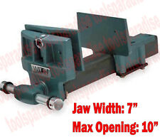"""7"""" Wood Working Clamping Bench Clamp Vise Workbench Woodworker Woodworking Vice"""