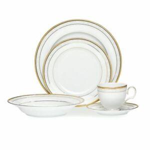 Noritake - Hampshire Gold 20pc Dinner Set