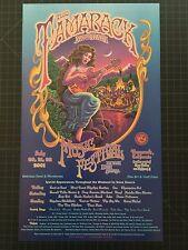 The Tamarack Mountain High Sierra Music Festival 7-2001 Print Poster