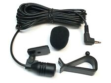FingerLakes 2.5mm Microphone For Car Stereo GPS DVD Bluetooth Enabled Mic