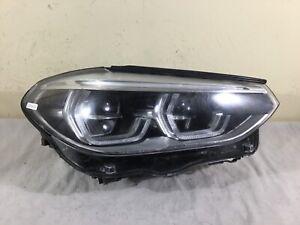 2018-2021 BMW X3 X4 OEM Right Passenger LED Adaptive Headlight