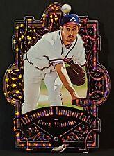 GREG MADDUX 1998 Ultra DIAMOND IMMORTALS insert card Atlanta Braves HOF * RARE *