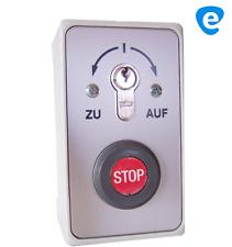 Rolladen Motor Rohrmotor Antrieb Tore Schlüssel Schalter Schlüssel Taster AP f