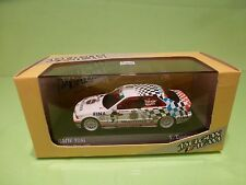 MINICHAMPS 932307 BMW 318i WC MONZA 1993 - T. TASSIN - WHITE No 7 - 1:43  IN BOX