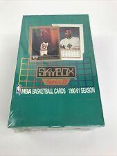 1990-91 SkyBox NBA Basketball Cards Series 2 Factory Sealed Box 36 Packs Jordan