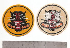 #341  US ARMY TANK DESTROYER PATCH 6 WHEELS