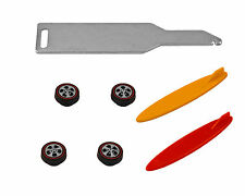 Brightvision Deora Tune-Up Kit #9 – 4 Small Wheels, Surfboards & Tune-Up Tool