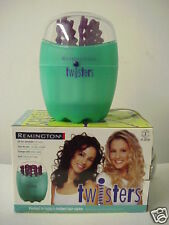 Remington HAIR TWISTERS, HOT ROLLERS, MODEL H-2030