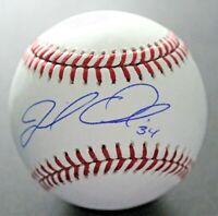 Jared Oliva Pittsburgh Pirates Signed Official Major League Baseball w/COA 19