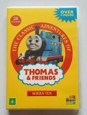 Thomas & Friends - Series 10  - PAL DVD Region 4