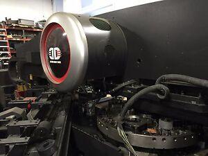 AMADA EMLK For Parts 4KW Fanuc Resonator Orion Chiller