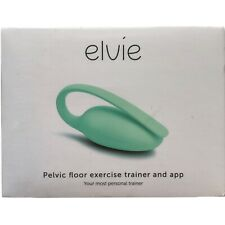 Elvie Trainer Exerciser To Strengthen and Tone Pelvic Floor Muscles New/Sealed!