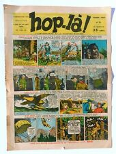 Hop-Là n°0 . Rare n° annonçant la parution du journal. Ce n° port le n°01