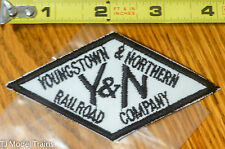 Patch #218 Youngstown & Northern Railroad Company Y&N ( Railroad Patch )