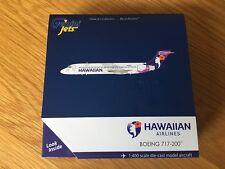 HAWAIIAN Boeing 717 Model GEMINI JETS New Livery HAWAII 717-200 N488HA GJ1651