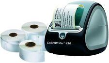 DYMO LabelWriter 450 Aktionspaket Etikettendrucker Thermodirekt 300 x 60 NEU OVP