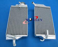 FOR HONDA CR125R CR 125 R 2004 04 aluminum radiator L+R