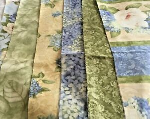 OOP Fabric Wilmington Prints - Classic Garden Fabric By Cynthia Coulter