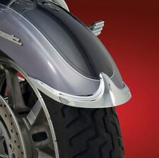 Garde-boues pour motocyclette Kawasaki chrome