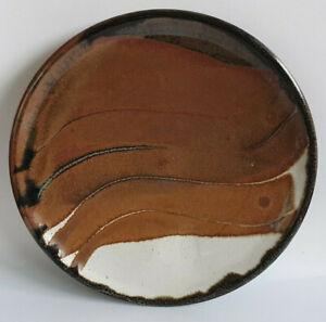 New Zealand David Marden Pottery Plate