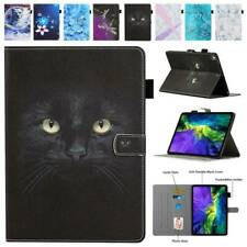 """Leather Magnetic Case Cover For iPad 10.2 7th Pro 11 9.7"""" 2020 2019 2018/17 7.9"""