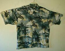 Nice TOMMY BAHAMA Size L Hawaiian Print Shirt  Made in Korea Possibly Vintage