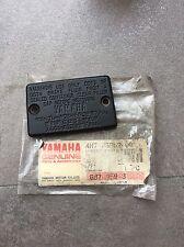 YAMAHA RD250LC XV500 XT600 XS400 XJ550 XJ650 CYLINDER MASTER CAP NOS 4H7-25852-0