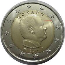 #RM# 2 EURO MONACO 2015 UNC