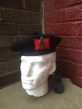 Royal Irish Constabulary/Auxie balmoral B Coy cap size 58