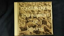 CONSTANTINES  - TOURNAMENT OF HEARTS. CD