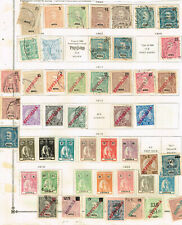 Angola Portugise Colonial Page collection classic stamps 1898+