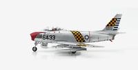 F-86 Sabre ROCAF Taiwan AF Hobby Master Collectors Model Scale 1:72 HA4351SR g