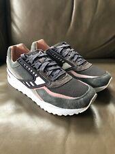 BAIT x BROOKS Regent Rabbit Foot Men's 9.5 Gray, Peach, Brown, Sneakers