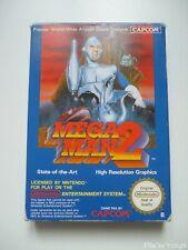 NINTENDO NES MegaMan 2 Version PAL B [ NES-XR-FRA ]