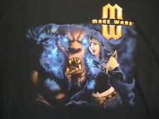 Mage Wars Arena Video Card Game Characters sexy warrior T Shirt XL