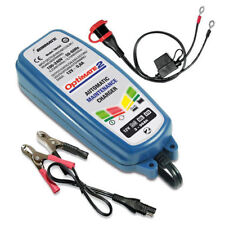 Optimate SAE Scooter Battery Charger Optimiser 12V Motorcycle Gel, AGM, MF