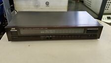 Vintage Jvc T-X200 Fm/Am Quartz Synthesizer Stereo Tuner