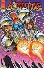 Lot Of 7 Image Comic Books - Prophet - New Men - Pitt - Stormwatch - Cyber Force