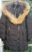 New with Tags Mackage Kay Lavish Fur Trim Down Coat XS