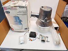 Utilitech 65w Dusk To Dawn Outdoor Lamp Model #0293610