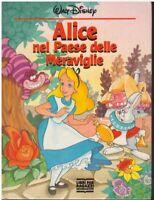 (Walt Disney) Alice nel paese delle meraviglie 1991 Mondadori libri per ragazzi