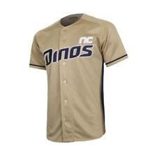 KBO Korea Baseball League NC Dinos Team Replica Jersey Gold Uniform Free DHL