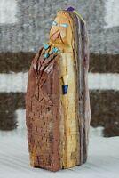 Corn Maiden Zuni Fetish Carving - Jon Quam