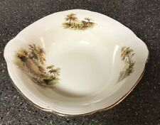 Vintage Pottery - Alfred Meakin - England Countryside Farm Scenes - Large